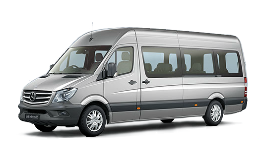 Mercedes Sprinter 12 Seater (Auto Diesel) or Similar
