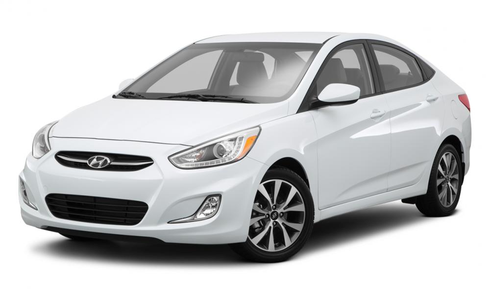 Hyundai Accent Sedan or Similar
