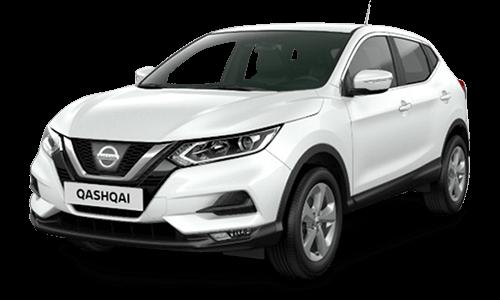 Nissan Qashqai or Similar