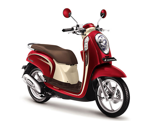 Honda Scoopy - 110cc